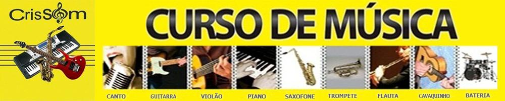 CURSO DE MUSICA CRISSOM