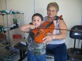 Aula para crianças Unidade Campo Grande
